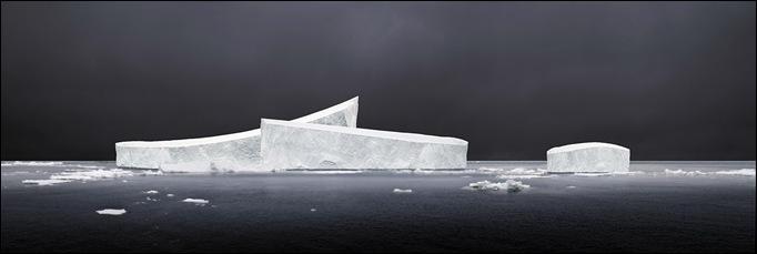 David Burdemy - Mid Day Grey Antarctica 2007