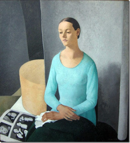Felice Casorati - dafne