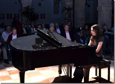 María Parra Peñafiel. Villarrobledo 2011