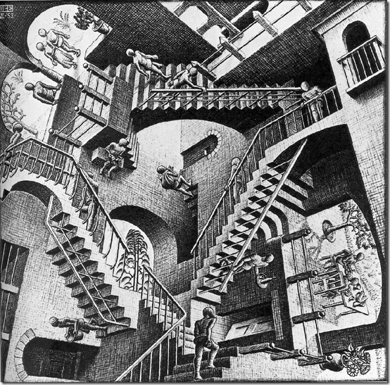 M. C. Escher - 2