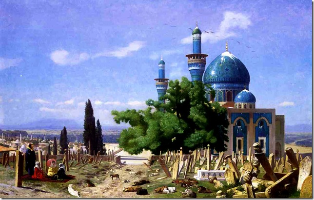 Jean-Léon Gérôme - Moorish Bath