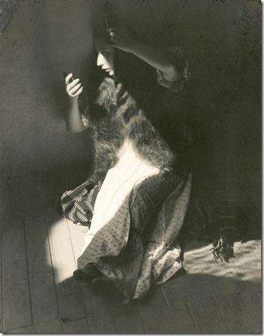 Manuel Alvarez Bravo -retrato de lo eterno 1935