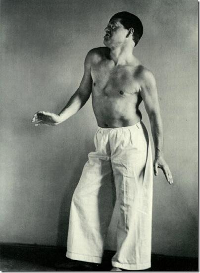 August Sander  - Dadaist [Raoul Hausmann] Berlin 1929