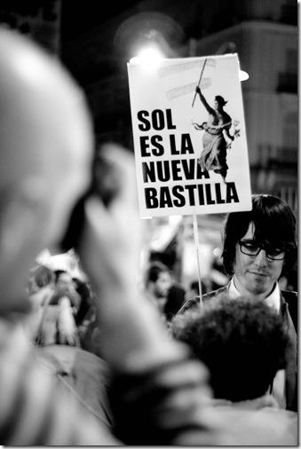 Sol es la nueva Bastilla - Christian González García
