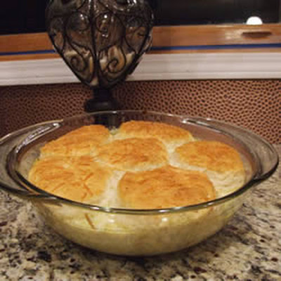 Creamy Dilled Chicken Casserole