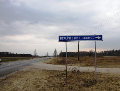 Berlīnes krustojums
