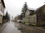 Jelgavas iela Jaunjelgavā