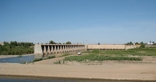 Morelos Dam