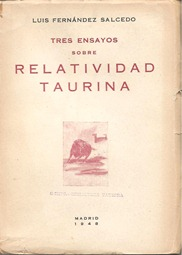 Tres ensayos sobre relatividad taurina 001