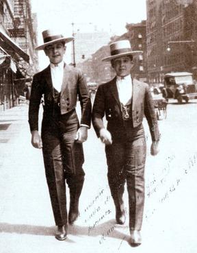 Hermanos Bienvenida Nueva York 1927 001