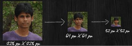 php resize image