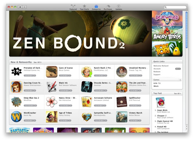 What the Mac App Store means for Mac gaming