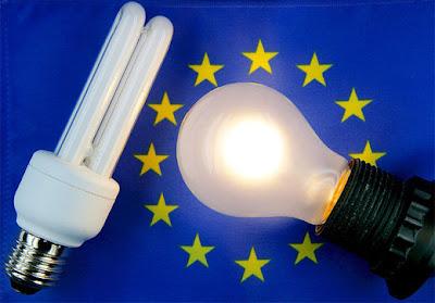 Lampadine e Comunità Europea