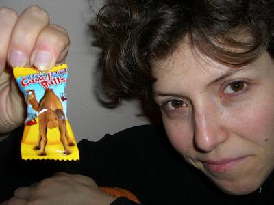 Una Camel Ball