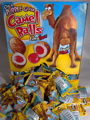 Caramelle Scandalo! Le Camel Balls!