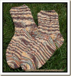 Ndizi socks finished