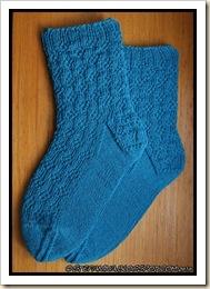 Bleuet socks