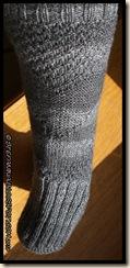 Granit Socks - back
