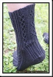 Florian socks - heel