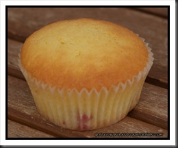 cupcake framboises citron