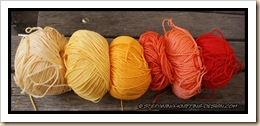 Grandala yarn choice
