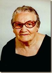 Abuela retrato