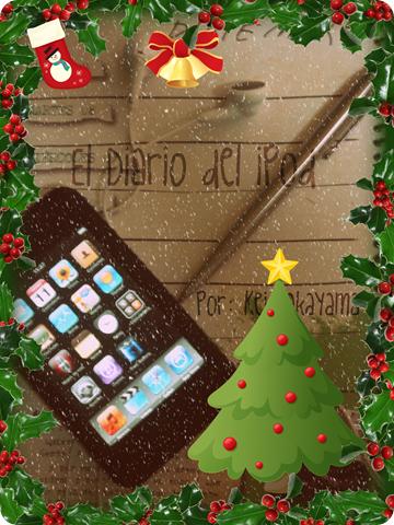 El Diario del iPod (NAVIDAD)