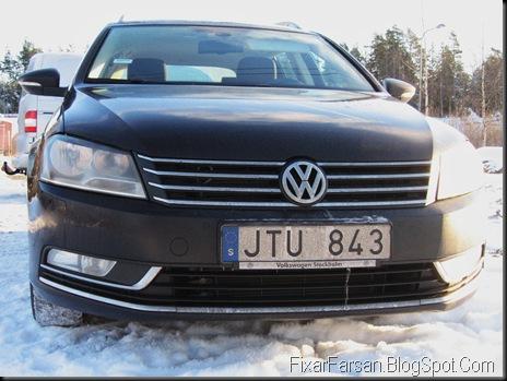 Front Nya Volkswagen Passat Variant