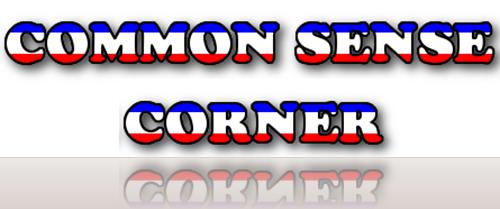 Common Sense Corner