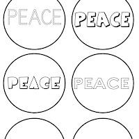 Paz en inglés