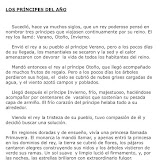 LOS PRINCIPES DEL AÑO-1