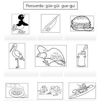 güe-güi-gue-gui ①