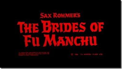 Brides Of Fu Manchu Title Card