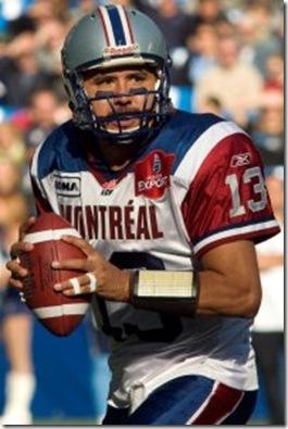 CFL Toronto Argonauts - Montreal Alouettes