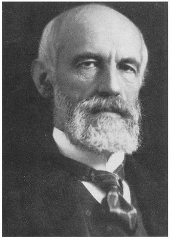 Granville Stanley Hall (1844-1924).