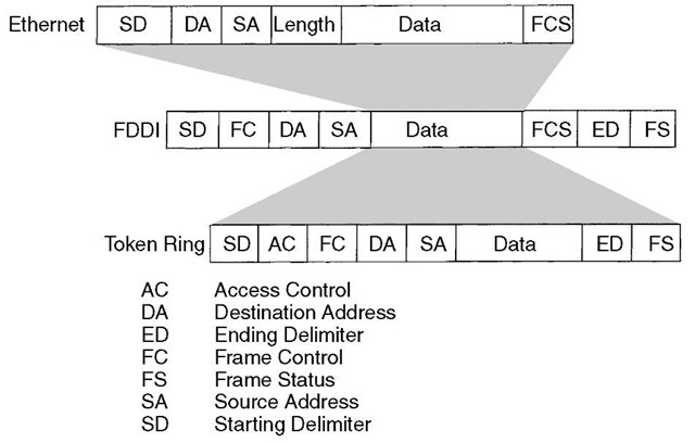 ethernet lan vs token ring Other lan types include token ring, fast ethernet, gigabit ethernet, 10 gigabit ethernet, fiber distributed data interface (fddi), asynchronous transfer mode (atm) and localtalk ethernet is popular because it strikes a good balance between speed, cost and ease of installation.