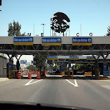 Mexican border crossing