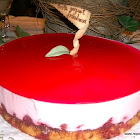 Nº103: Torta Yogurt frambuesa