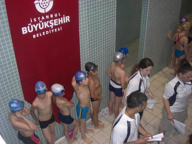 Deniz Yıldırım; İstanbul Büyükşehir Belediyesi Spor A.Ş.Tarafından Düzenlenen Yüzme Yarışmalarında 3. Oldu! ( 30.05.2010 )