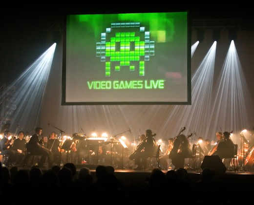 Video Games Live Foto Jeff Vanelle