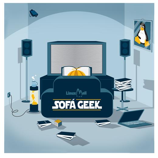 Sofá Geek - Imagem