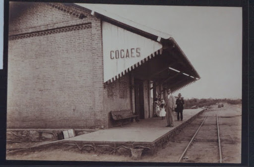 Estação Cocaes
