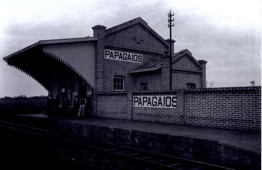Estação de Papagaios