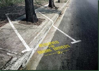 reserved-for-drunk-drivers-street-ad
