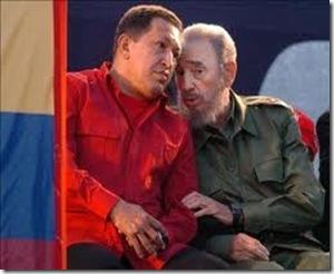 Chavez  Y fidel