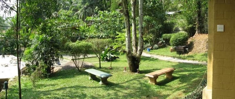 Bopath Ella Falls Rock Chalets Hotel Garden