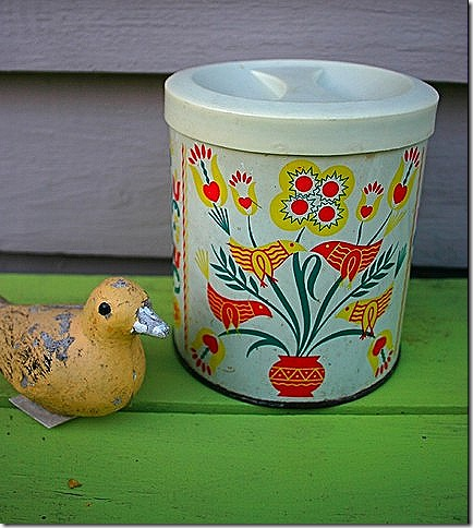 etsy canister