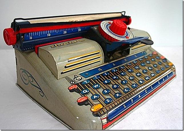 etsy typewriter