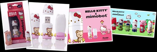 View Hello Kitty® Teddy Bear MIMOBOT®