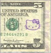 Hello Kitty currency